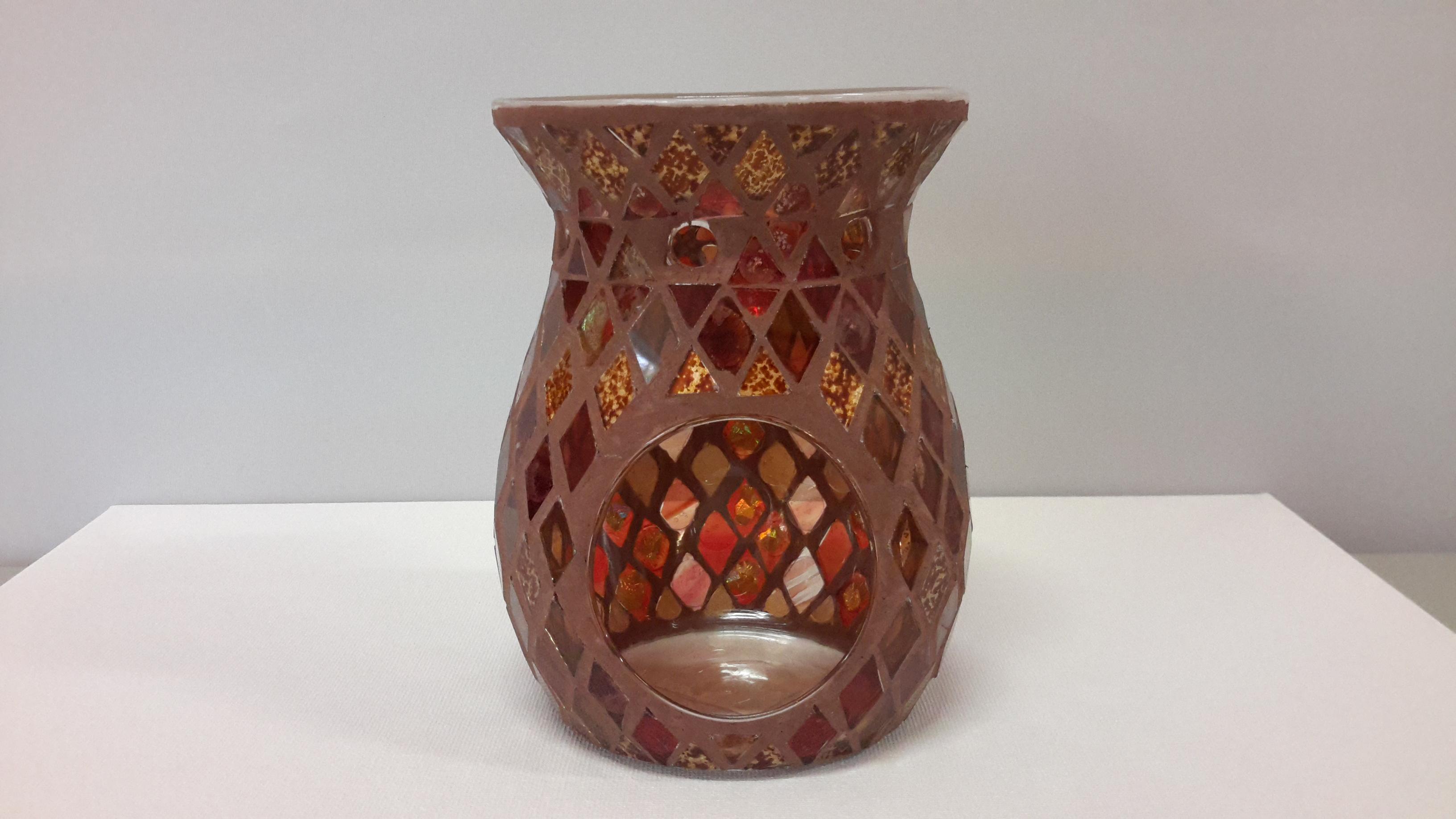 Terracotta mozaïek brander